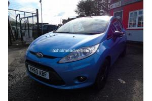 Ford Fiesta 1.25 Zetec 5dr For Sale
