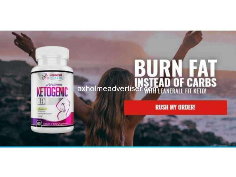 Leanerall Fit Keto   Advantages, Scam Or Reviews (2021)