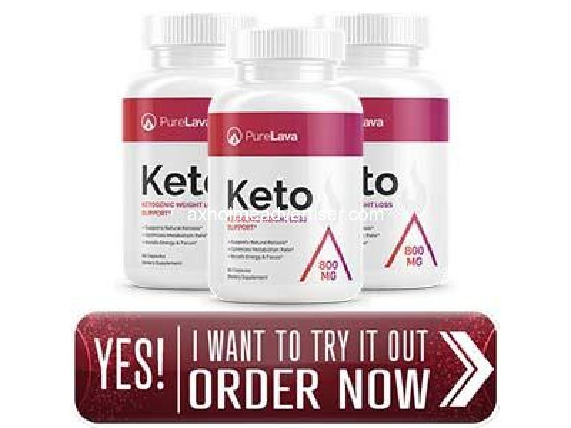 Pure Lava Keto Reviews– Next Step To Slim Down With The #1 Pills!