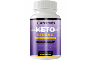 Keto Strong Reviews: Biggest scam!